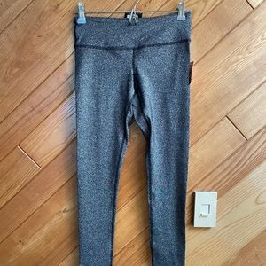 Pure Barre by Splits 59 Sparkle Leggings NWT